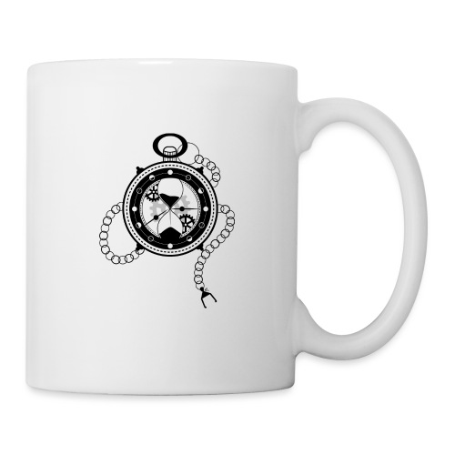 Le Temps - Mug blanc