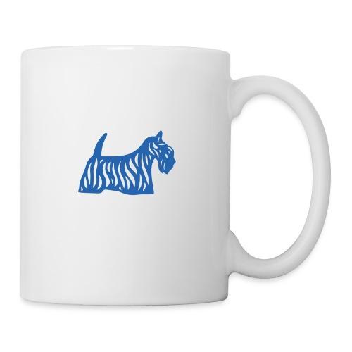 Founded in Scotland logo - Mug