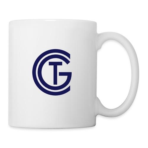 Touch Guitar Circle Logo - Mug