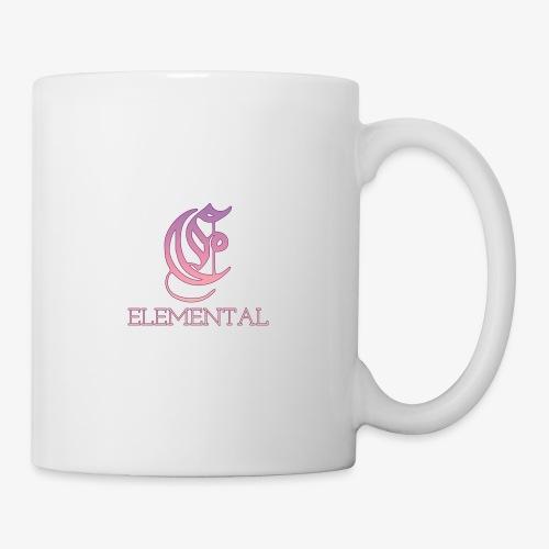 Elemental Pink - Mug