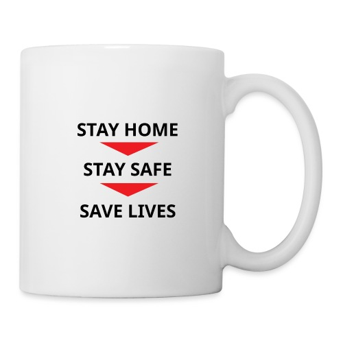 Stay home, stay safe, save lives - Taza