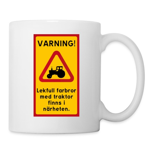 Varning - Mugg