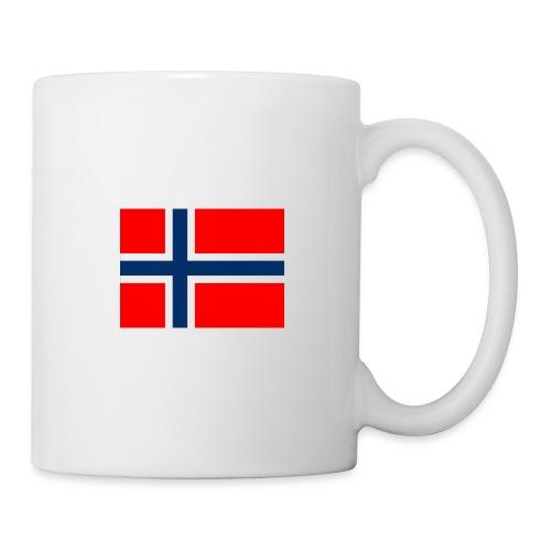 norskflagg - Kopp