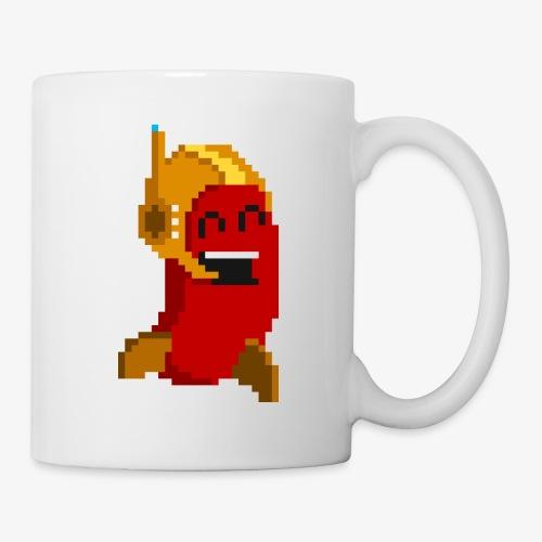 Pixelbohne - Tasse