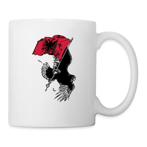 Albanischer Adler - Tasse