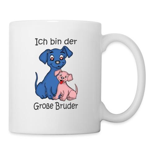Ich Bin Der Grosse Bruder Puppy B - Mug