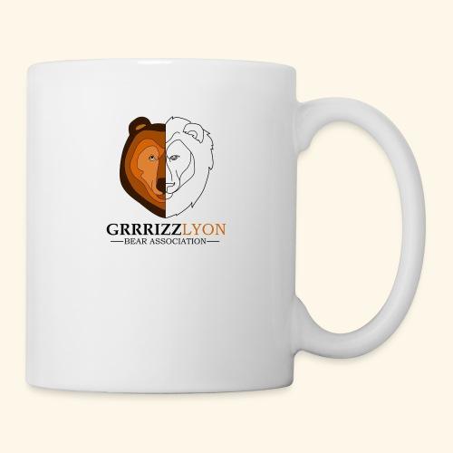Grrrizzlyon - Mug blanc