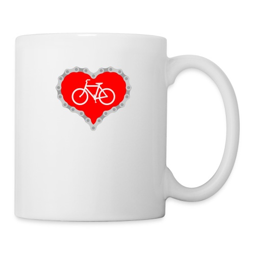 Miłość Biking - Kubek