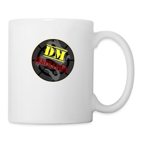 DM Federation Logo - Taza