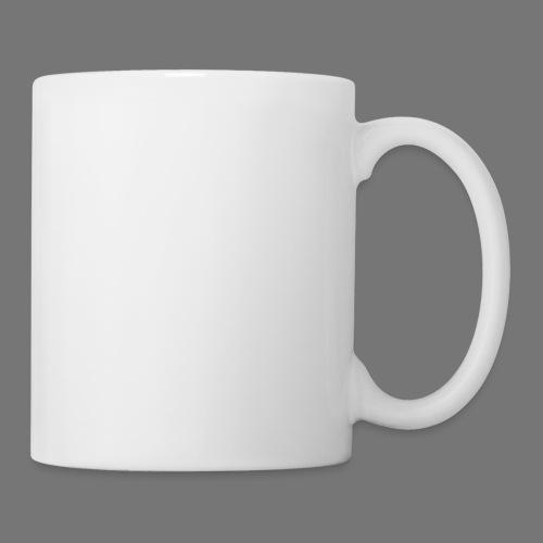 logoPAC-Blanc - Mug blanc