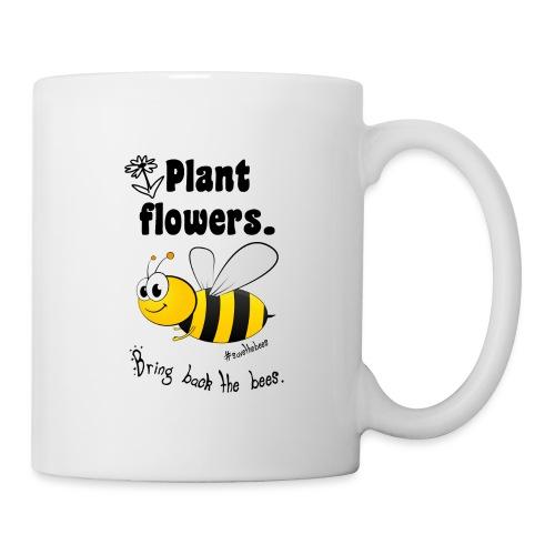 Bees8-2 Bringt die Bienen zurück! | Bookrebels - Mug