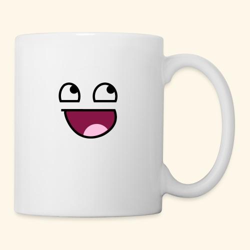 Smiley - Kop/krus