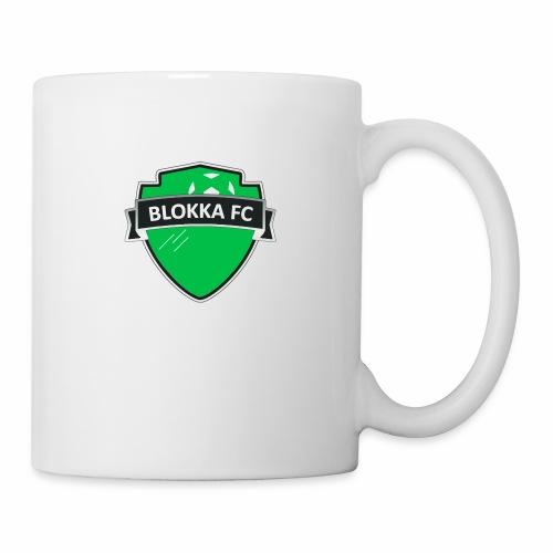 Blokka FC - Grønn logo - Kopp