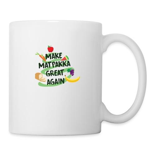 Logo Make Matpakka Great Again - Kopp