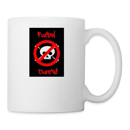 Fatboi Dares's logo - Mug