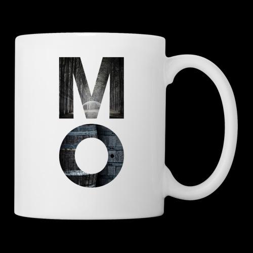 Moonshine Oversight - design épuré - Mug blanc