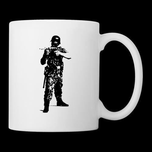 Soldat Attacke - Tasse
