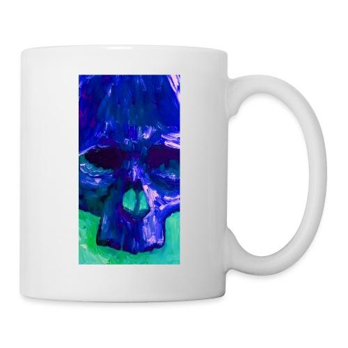 Blue Skull - Mok