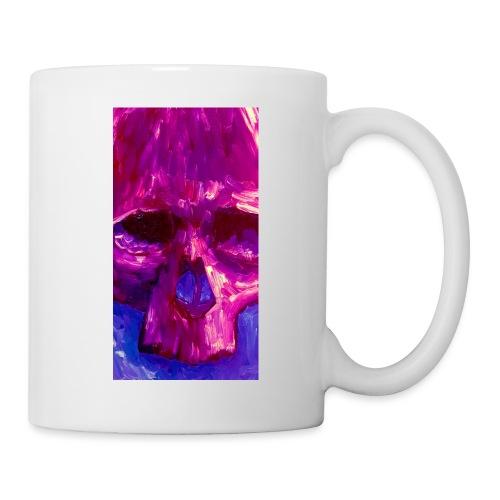 Purple Skull - Mok