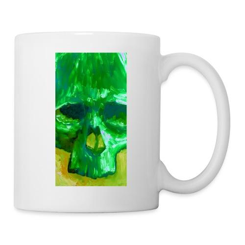 Green Skull - Mok