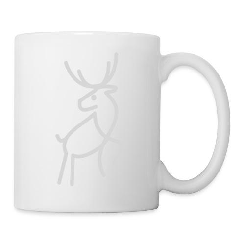 Renne - Mug blanc