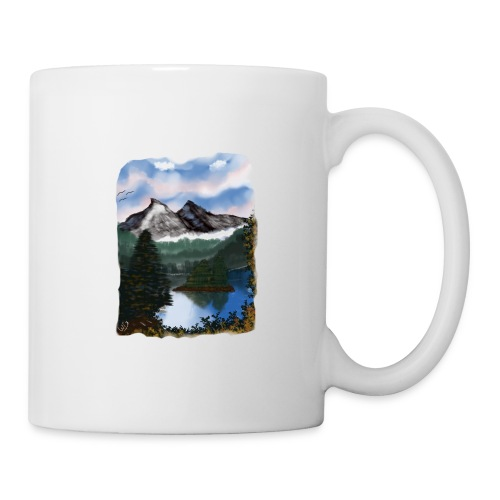 Mystic Mountain - Tasse
