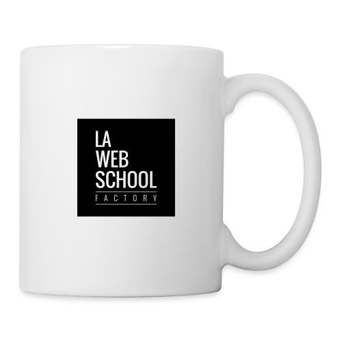 La Web School Factory - Mug blanc