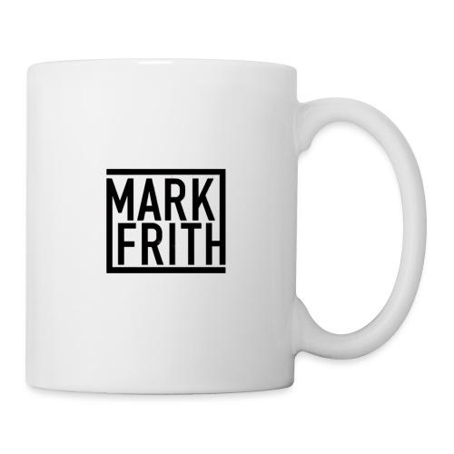 MARK FRITH Logo BLACK - Mug