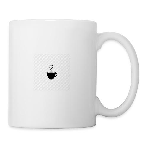 Love Tea Print - Mug
