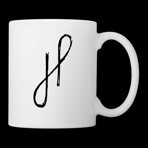 JP Logo Grunge - Tasse