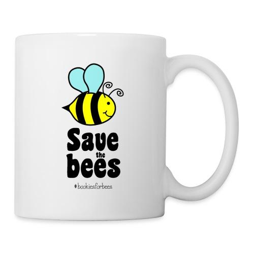 Bees9-1 save the bees | Bienen Blumen Schützen - Mug