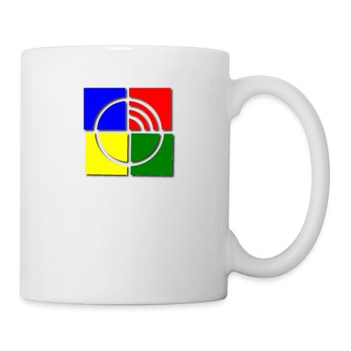 jungschar logo schatten - Tasse