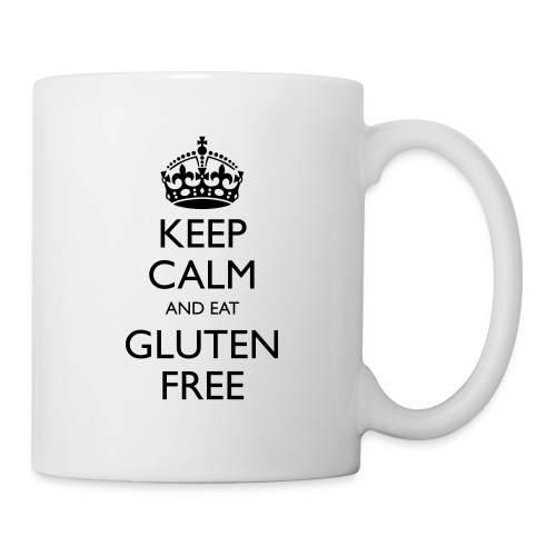 Keep Calm And Eat Gluten Free - Mok