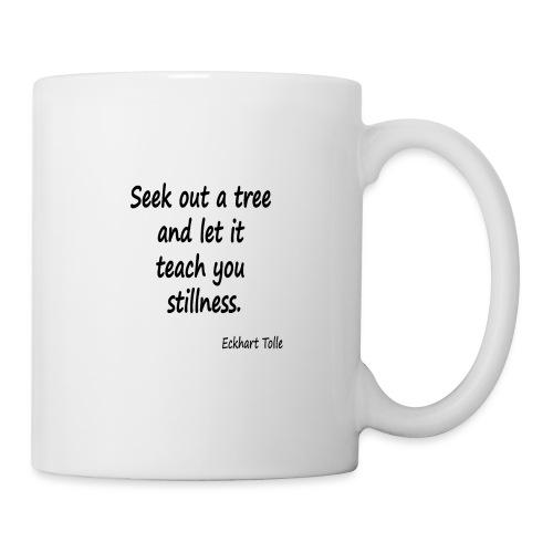 Tree for Stillness - Mug