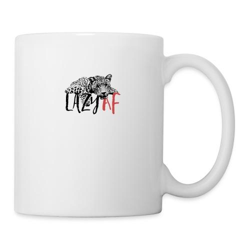 Fauler Tiger - Tasse