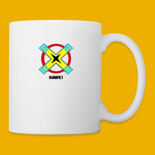 HAWKS - Mug blanc