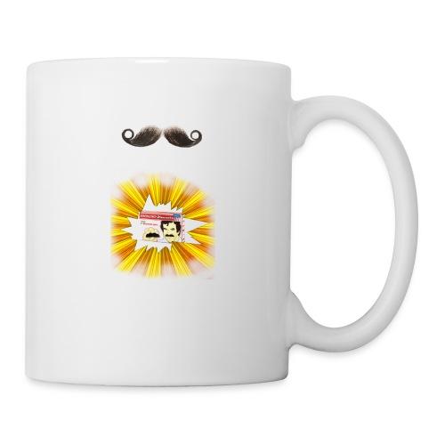 Moustache ad - Mug