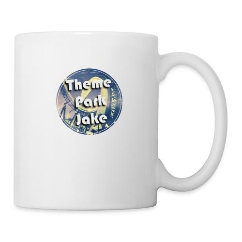 THEME PARK JAKE LOGO - Mug