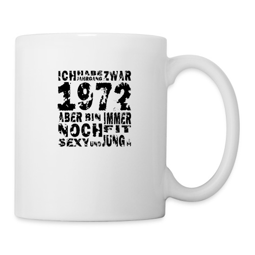 Sexy Jahrgang 1972 - Tasse