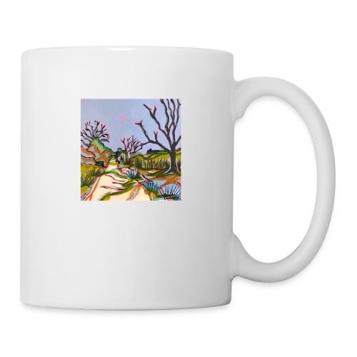 Thurlton Marsh Track - Mug