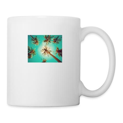 palm pinterest jpg - Mug