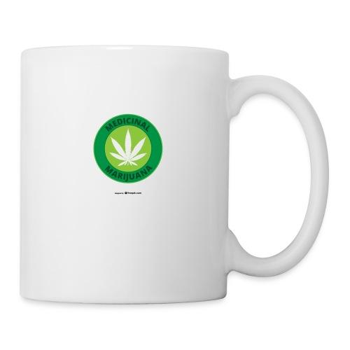 medicinal marijuana - Mug
