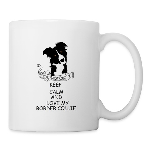 border_collie - Mugg