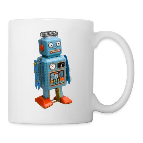 T-Shirt ROBOT - Tazza