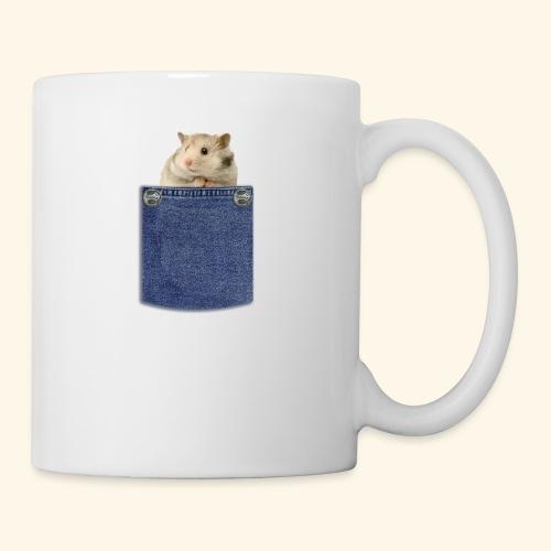 hamster in the poket - Tazza