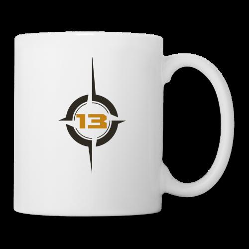 KV13-Logo black - Tasse