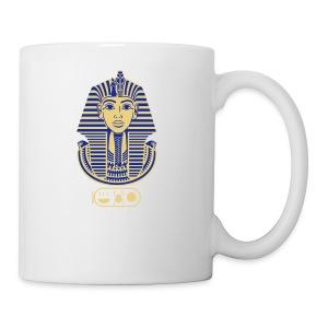Tutanchamun (zweifarbig) - Tasse