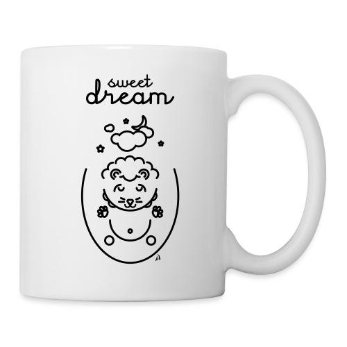 Rêve lion - Mug blanc