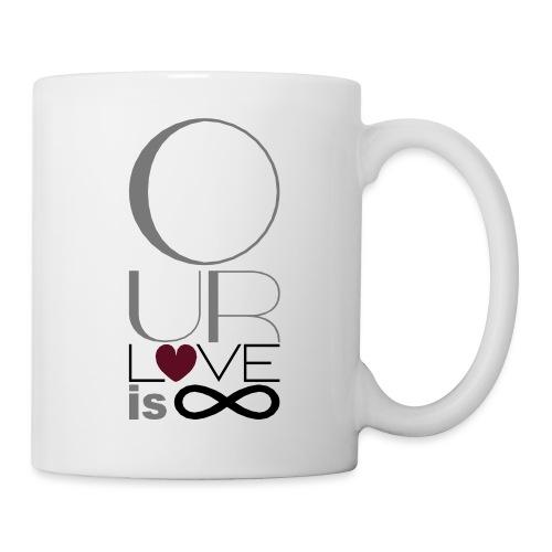 Our Love is Infinite - Mug