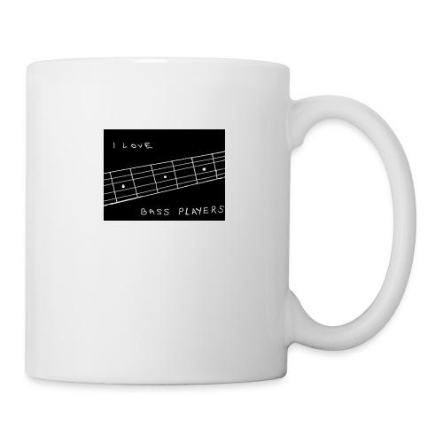 I Love Bass Players - Mug
